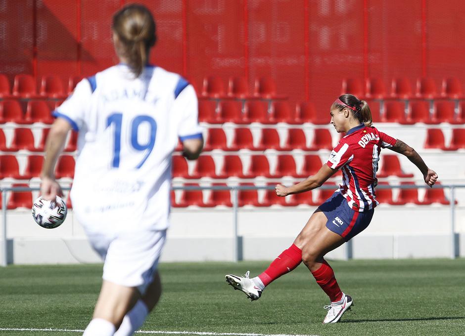 Temporada 2020/21 | Atlético de Madrid Femenino - Granadilla | Deyna