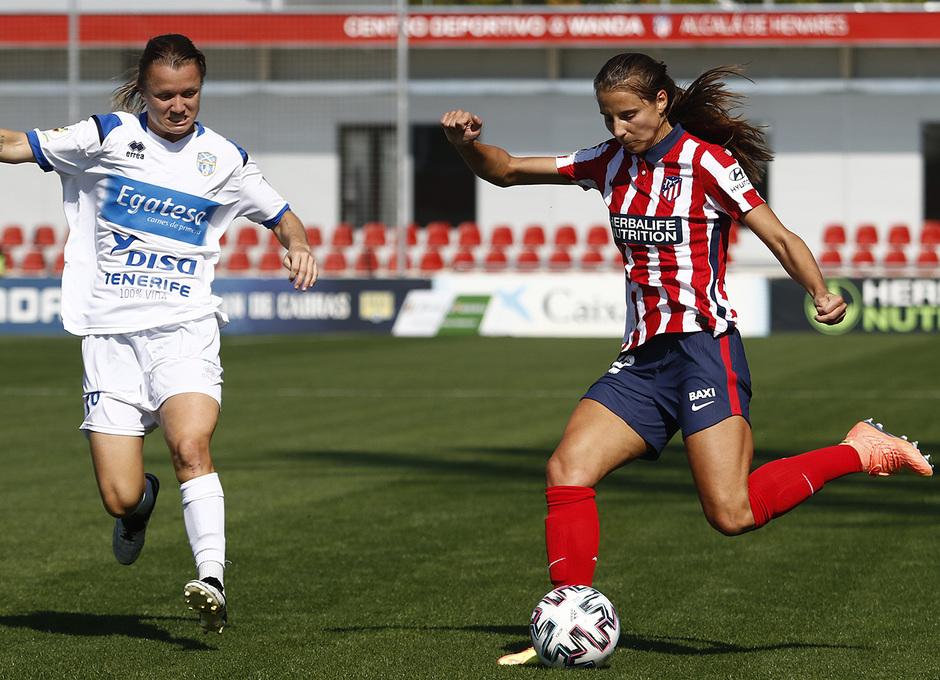 Temporada 2020/21 | Atlético de Madrid Femenino - Granadilla | Strom