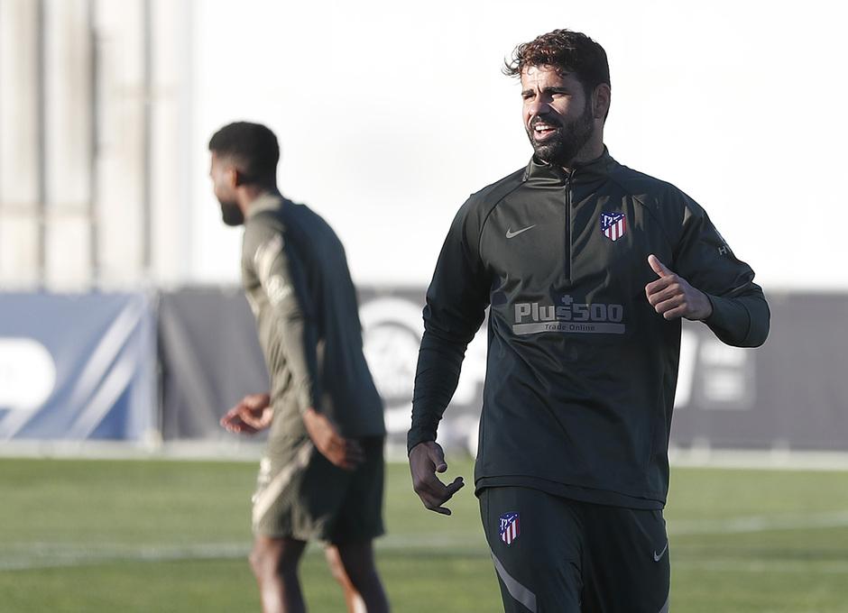 Temporada 2020/21 | Entrenamiento 12-10-20 | Costa