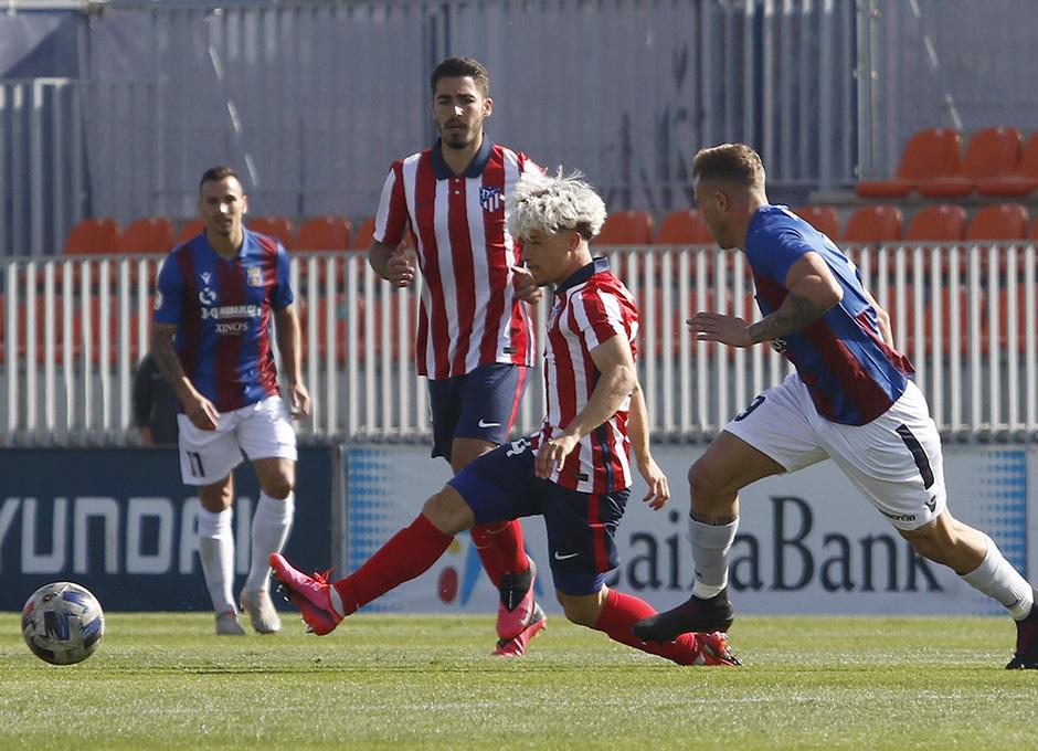 Temp 2020/21 | Atlético de Madrid B - Poblense | Soriano