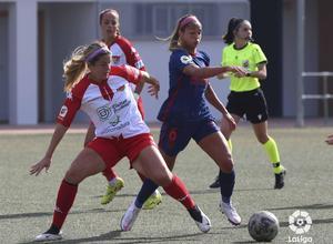 Temp. 20-21 | Santa Teresa - Atlético de Madrid Femenino | Deyna