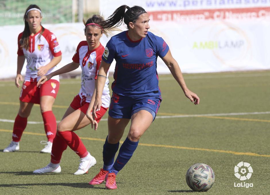 Temp. 20-21 | Santa Teresa - Atlético de Madrid Femenino | Meseguer