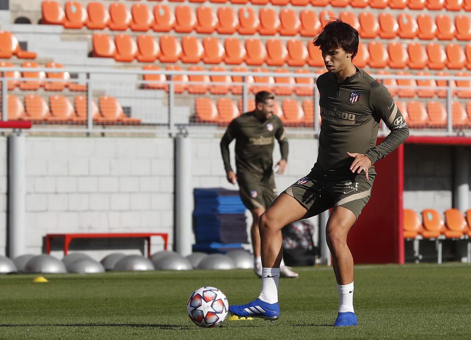 Temporada 2020/21 | Entrenamiento 19-10-20 | Joao Félix