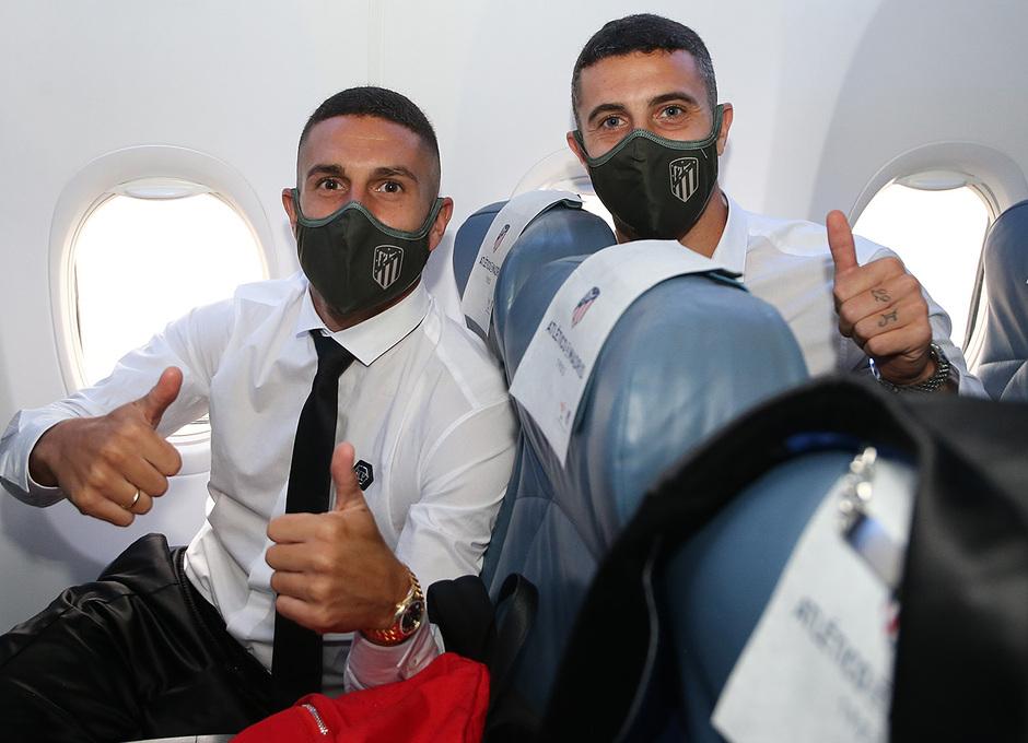 Temp: 20-21 | Viaje a Múnich | Liga de Campeones | Koke y Hermoso