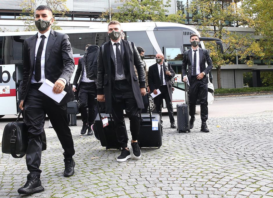 Temp: 20-21 | Llegada a Múnich | Liga de Campeones | Correa