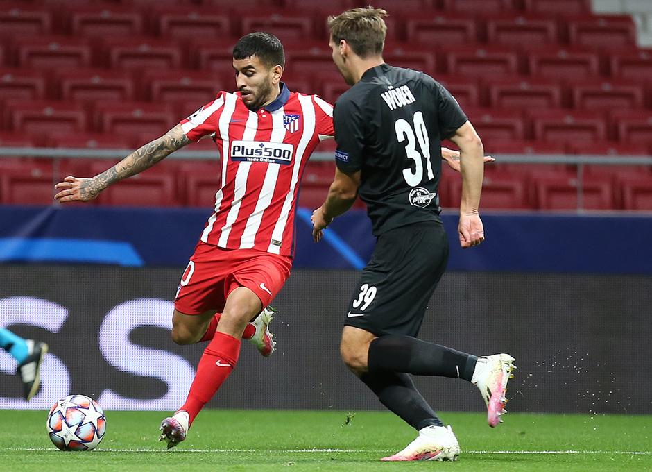 Temp. 20-21 | Atleti - Salzburgo | Correa