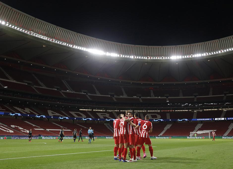 Temp. 20-21 | Atleti - Salzburgo | Gol
