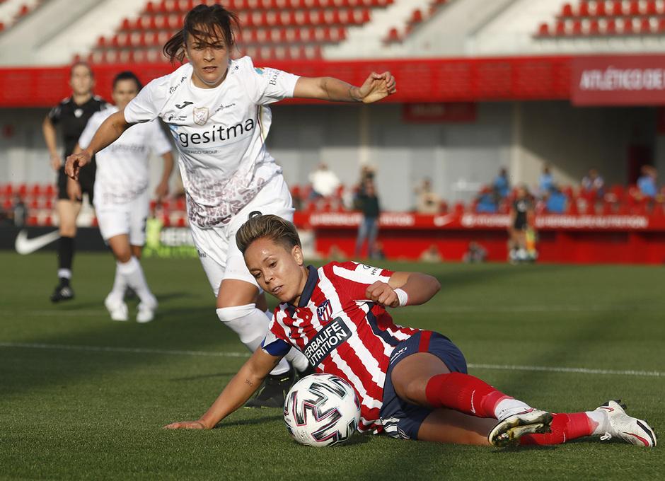 Temp. 20-21 | Atleti Femenino-Logroño | Amanda