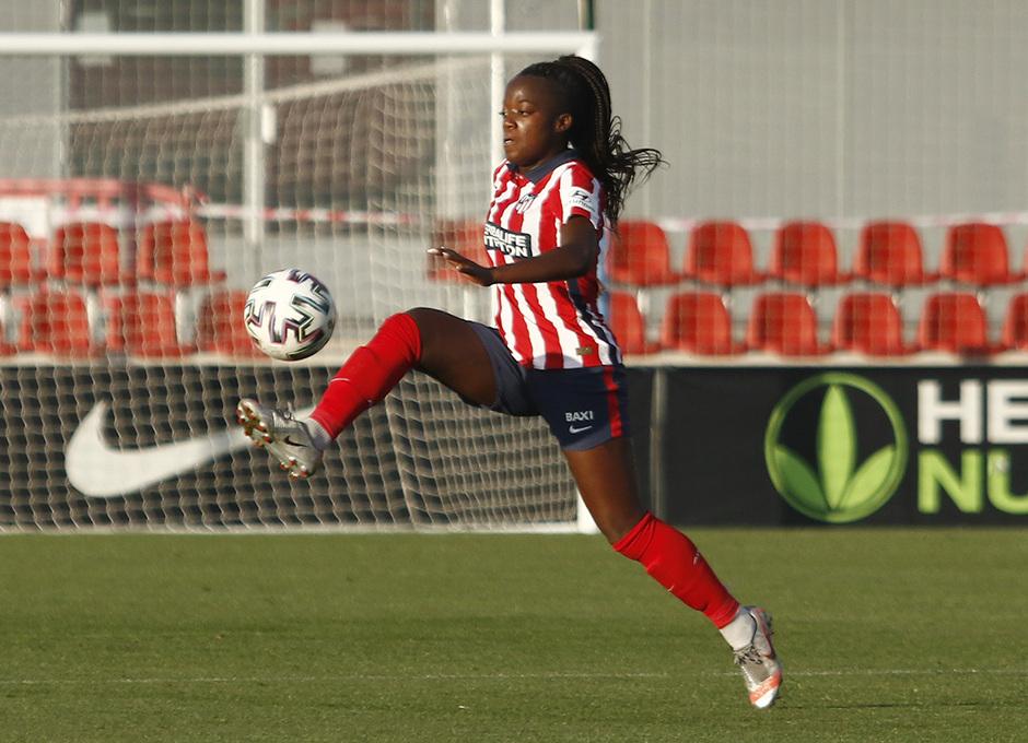 Temp. 20-21 | Atleti Femenino-Logroño | Kazadi