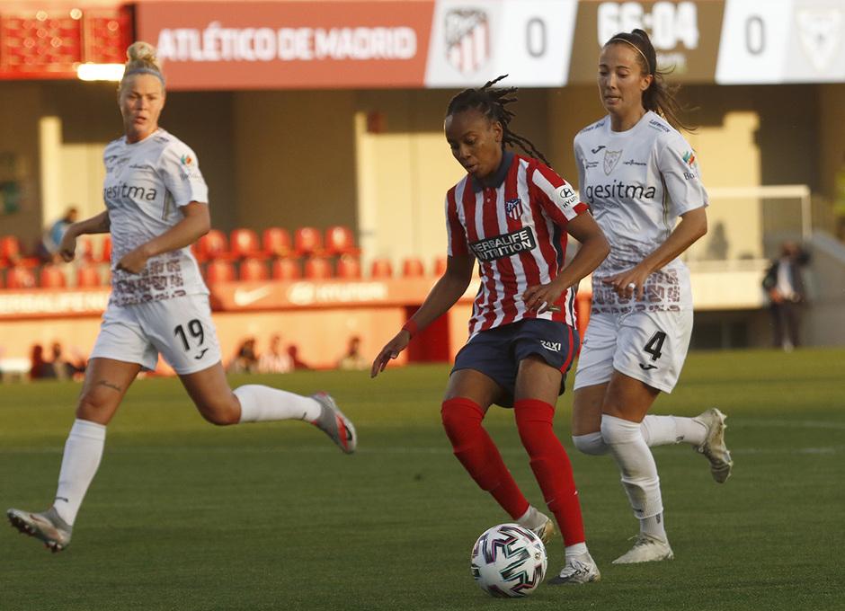 Temp. 20-21 | Atleti Femenino-Logroño | Laurent