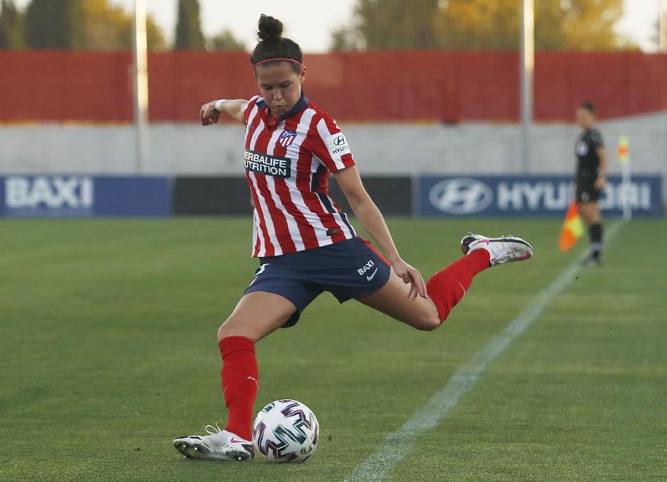 Temp. 20-21 | Atleti Femenino-Logroño | Merel