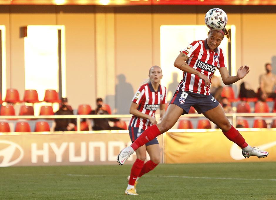 Temp. 20-21 | Atleti Femenino-Logroño | Deyna