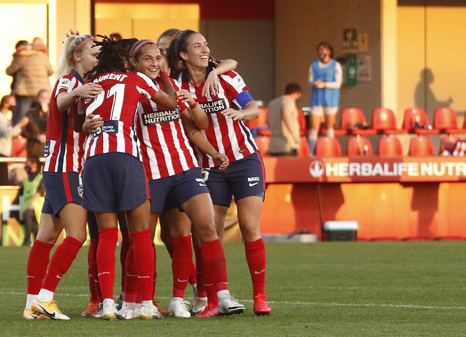 Temp. 20-21 | Atleti Femenino-Logroño | Celebración