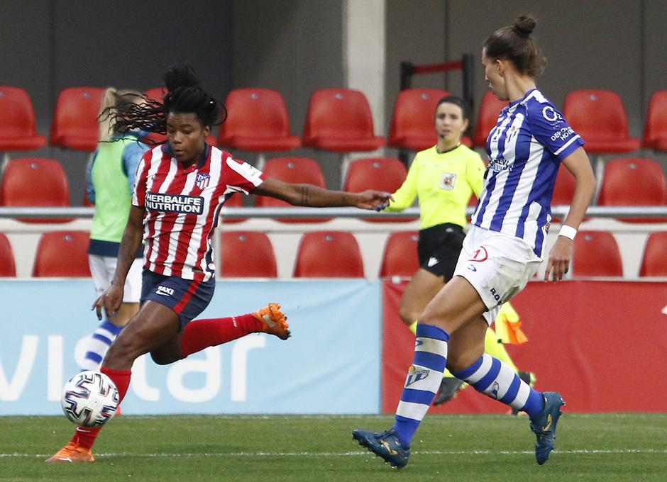 Temporada 2020/21 | Atleti Femenino - Sporting de Huelva | Ludmila
