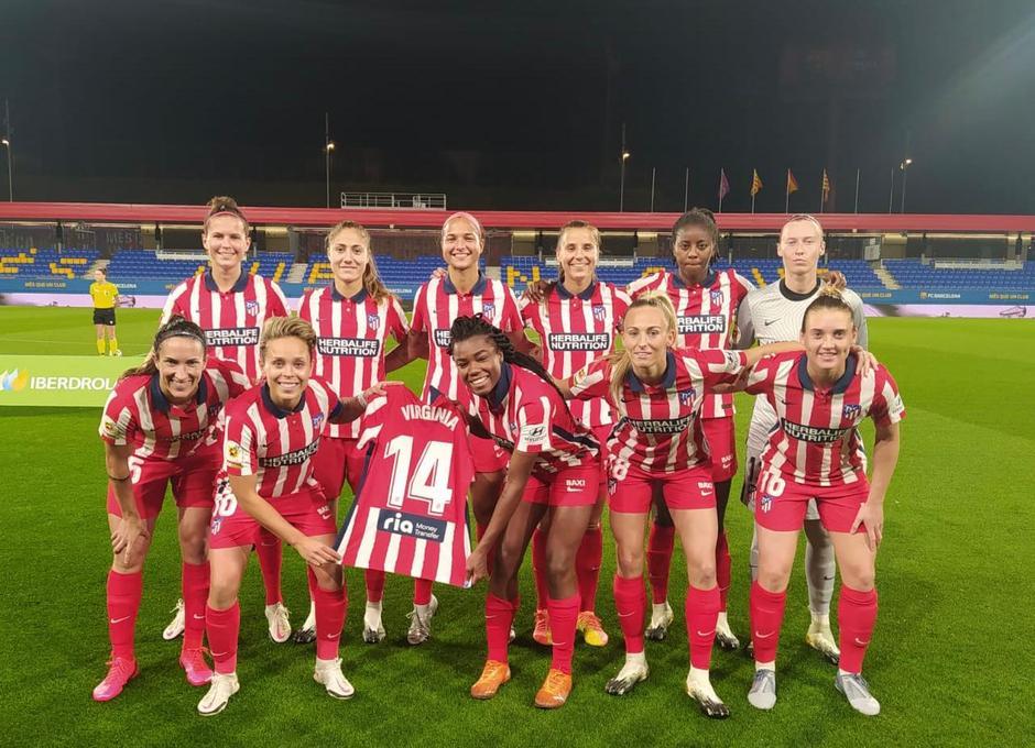 Temp. 20-21 | Barcelona-Atleti Femenino | Once