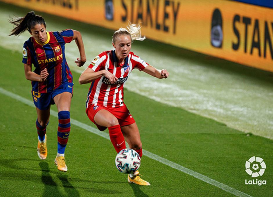 Temp. 20-21 | Barcelona-Atleti Femenino | Turid