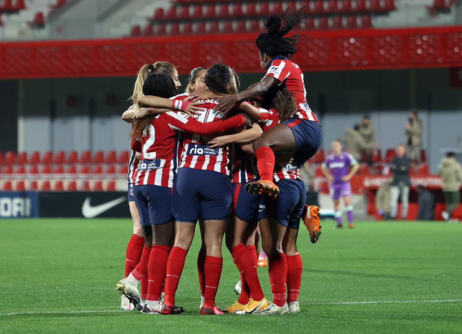 Temp 2020/21 | Atleti Femenino-Betis | Turid gol