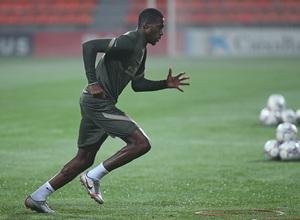 Temp. 20-21   Entrenamiento Atlético de Madrid   Kondogbia
