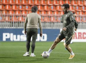 Temp. 20-21 | Entrenamiento Atlético de Madrid 19-11-2020 | Saúl