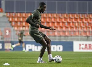 Temp. 20-21 | Entrenamiento Atlético de Madrid 19-11-2020 | Kondogbia