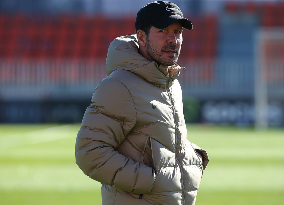 Temp. 20-21 | Entrenamiento Atlético de Madrid 20-11-2020 | Simeone