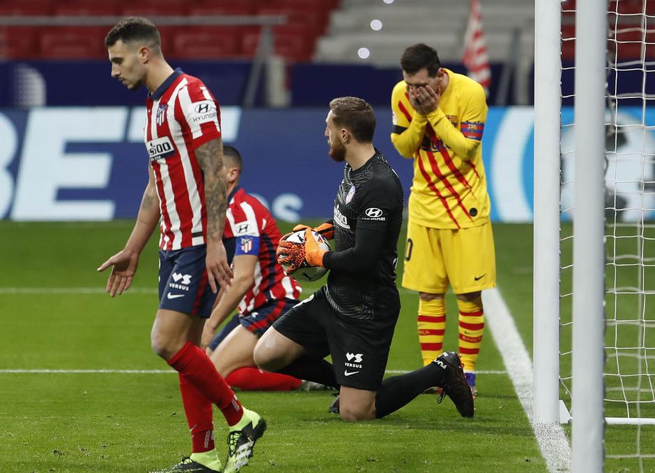Temp. 20-21 | Atlético de Madrid - FC Barcelona | Oblak