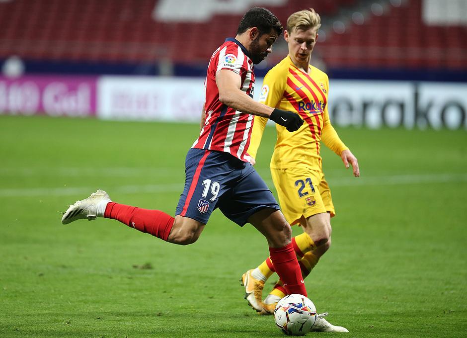 Temp. 20-21 | Atlético de Madrid - Barcelona | Costa