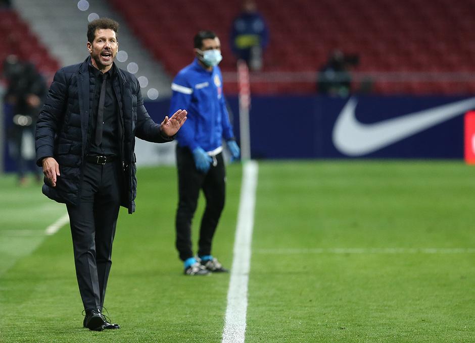 Temp. 20-21 | Atlético de Madrid - Barcelona | Simeone