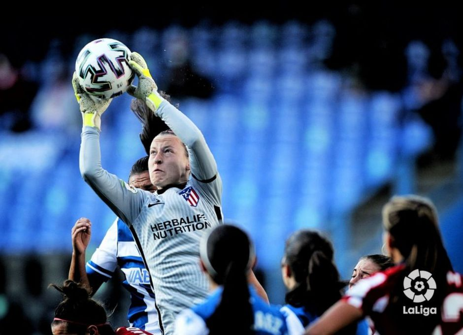 temporada 2020/21 | RC Deportivo - Atlético de Madrid Femenino | Peyrayd-Magnin