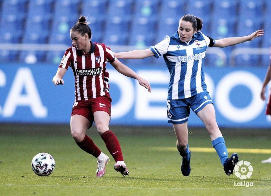 temporada 2020/21 | RC Deportivo - Atlético de Madrid Femenino | Moore