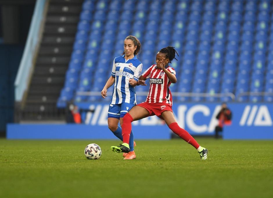 temporada 2020/21 | RC Deportivo - Atlético de Madrid Femenino | Laurent