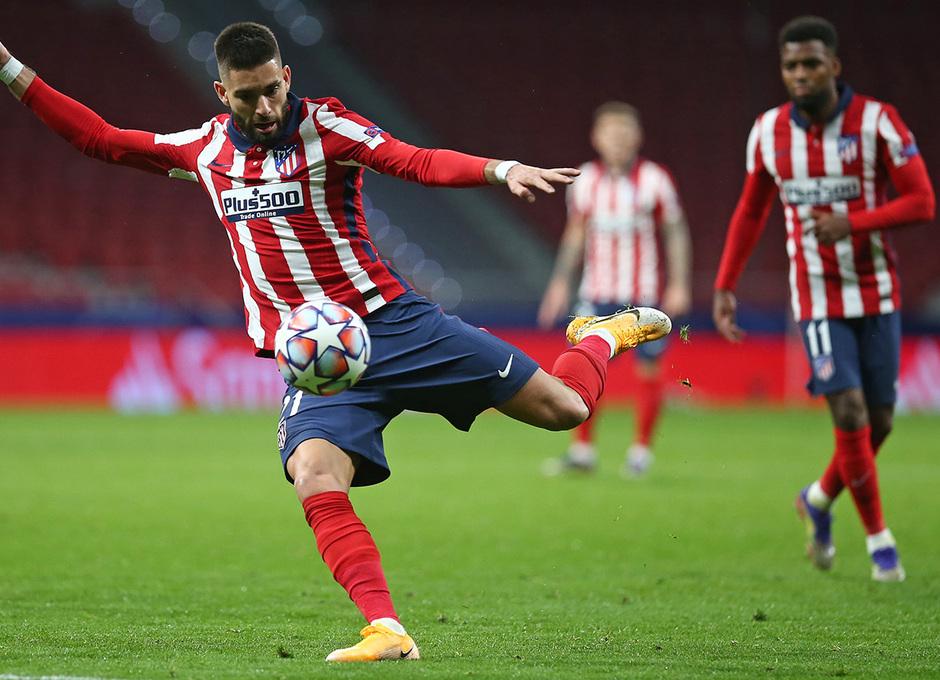 Temp. 20-21 | Atlético de Madrid - Lokomotiv | Carrasco