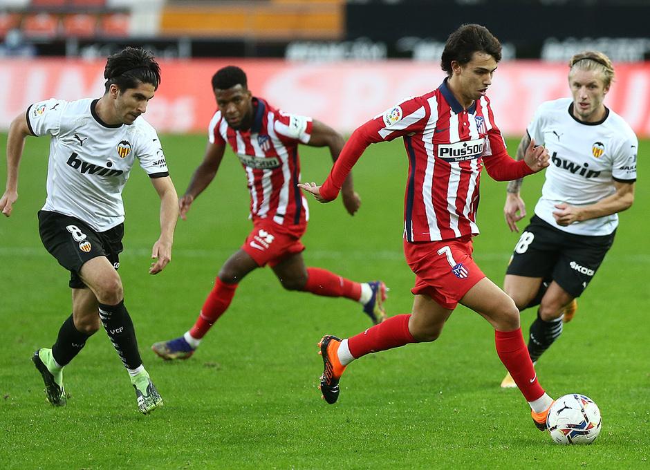 Temp. 20-21   Valencia - Atlético de Madrid   João Félix
