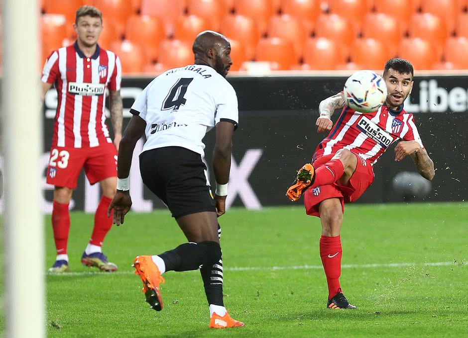 Temp. 20-21   Valencia - Atlético de Madrid   Correa