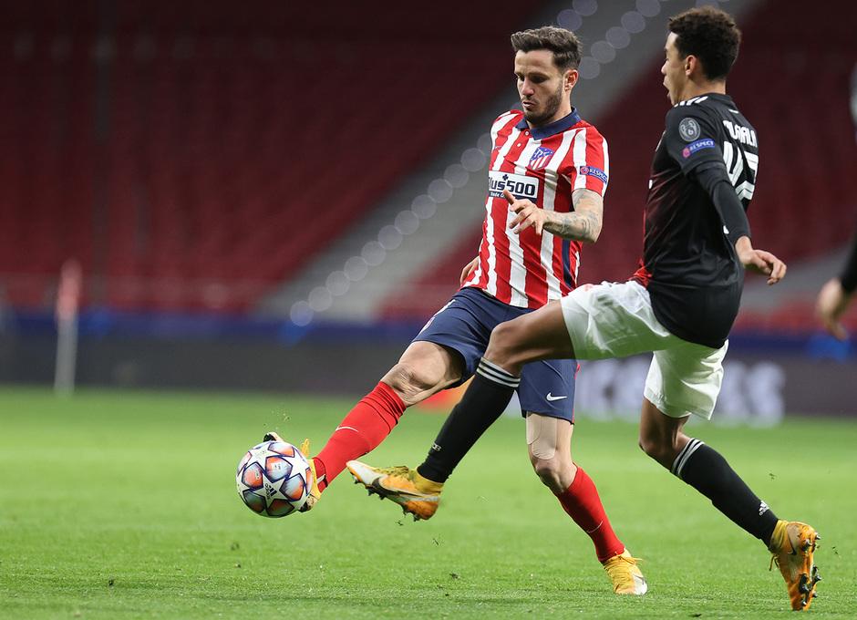 Temp. 20-21 | Atlético de Madrid - Bayern Munich | Saúl