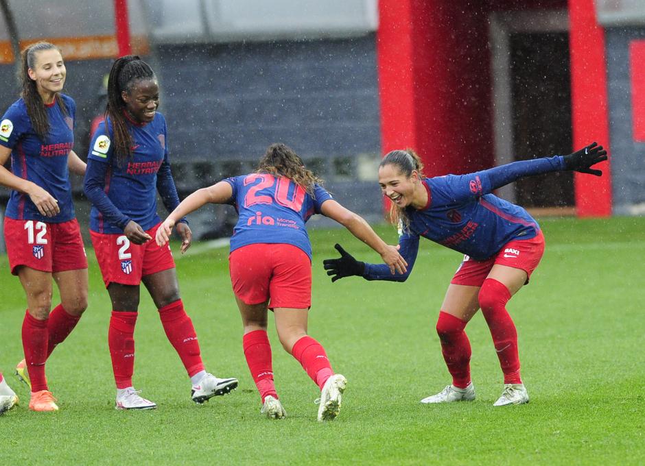 Temp. 20-21 | Athletic-Atleti Femenino | Celebración