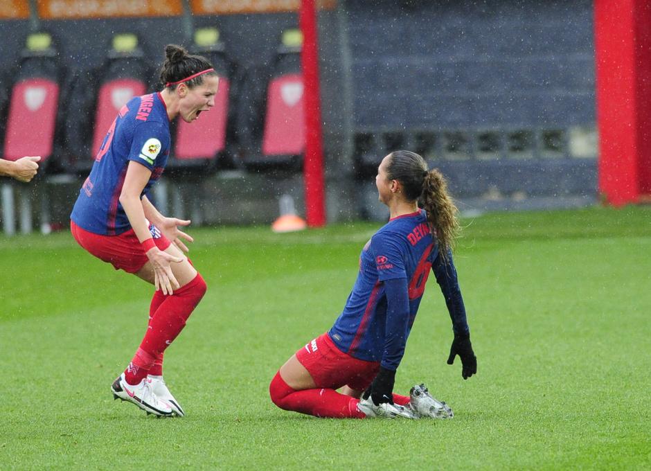 Temp. 20-21 | Athletic-Atleti Femenino | Deyna celebración