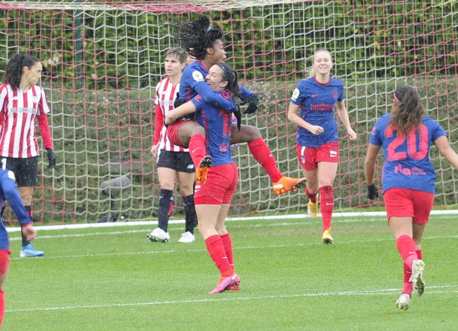 Temp. 20-21 | Athletic-Atleti Femenino | Ludmila gol