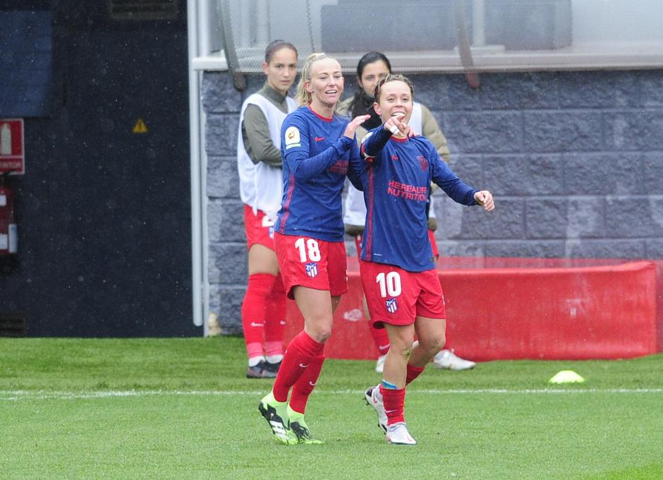 Temp. 20-21 | Athletic-Atleti Femenino | Amanda celebración
