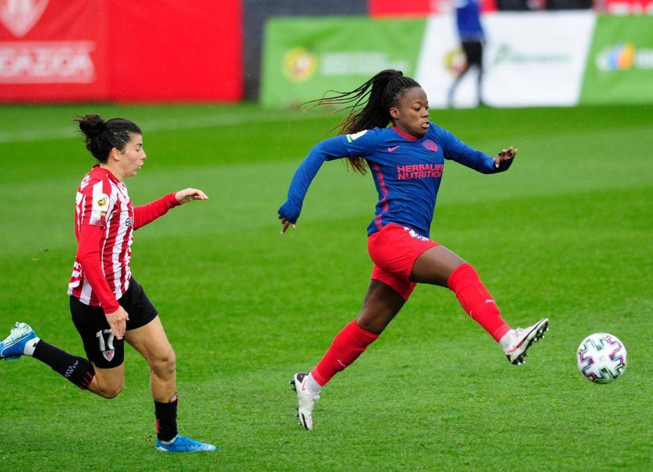 Temp. 20-21 | Athletic-Atleti Femenino | Kazadi