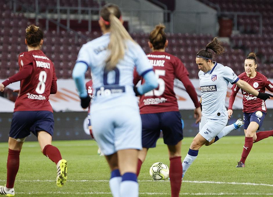 Temp. 20-21 | Servette- Atleti | Meseguer