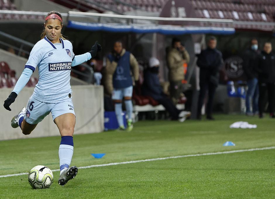 Temp. 20-21 | Servette- Atleti | Deyna pase de gol
