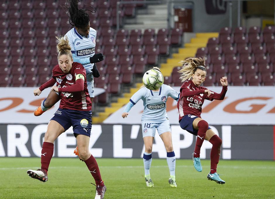 Temp. 20-21 | Servette- Atleti | Ludmila gol