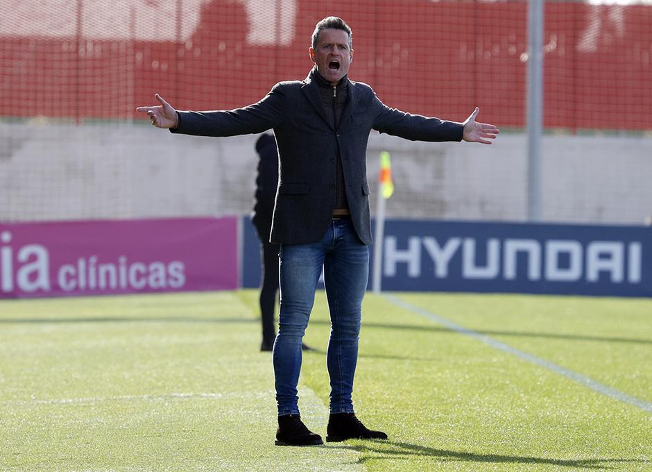 Temp. 20-21 | Atlético de Madrid - Madrid CFF | Dani González