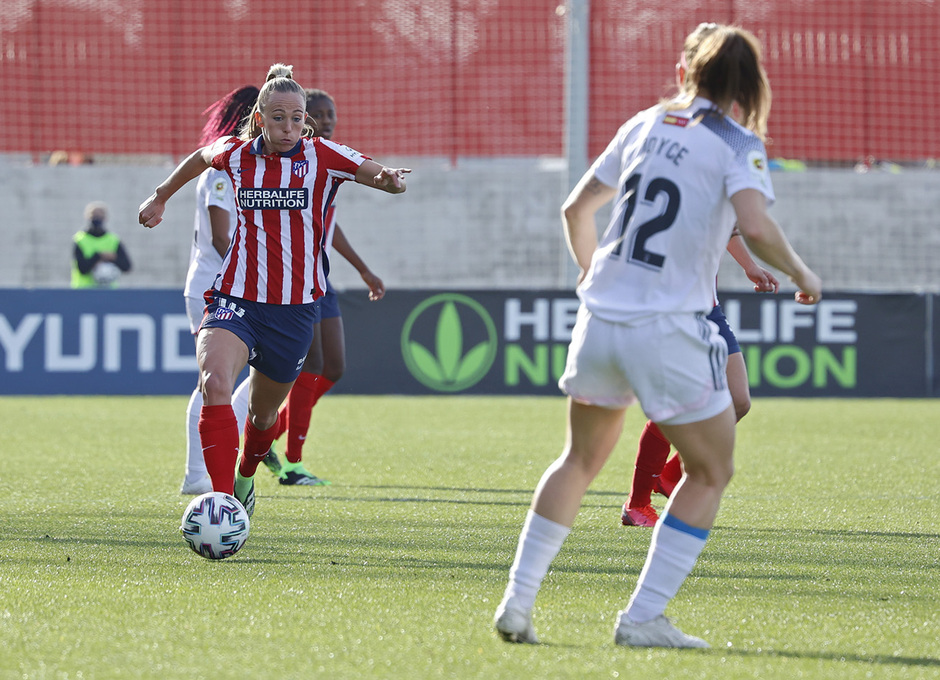Temp. 20-21 | Atlético de Madrid - Madrid CFF | Duggan