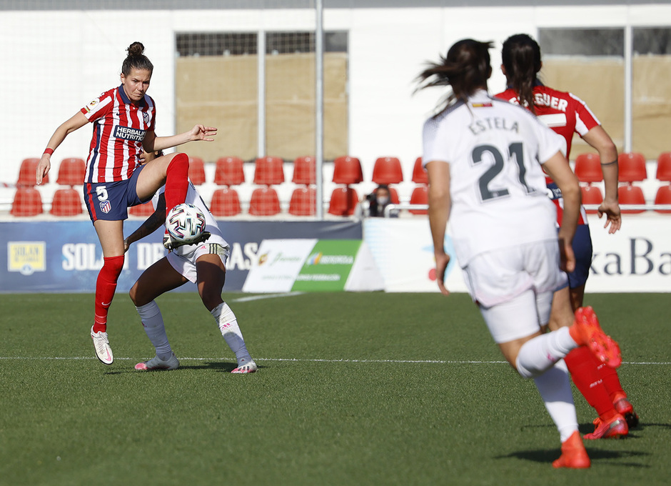 Temp. 20-21 | Atlético de Madrid - Madrid CFF | Merel