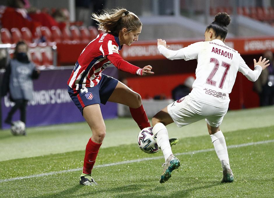 Temp. 2020/21 | Atlético Femenino-Servette | Laia