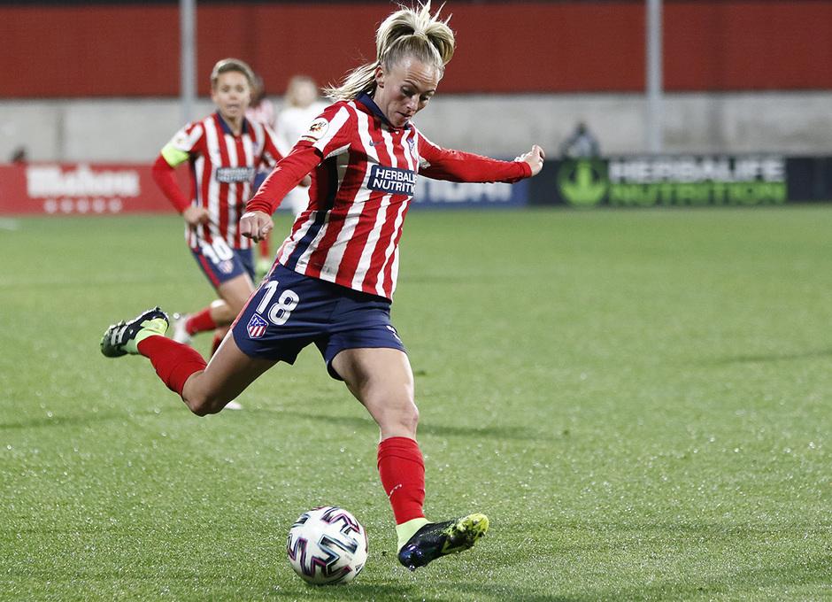 Temp. 2020/21 | Atlético Femenino-Servette | Toni Duggan