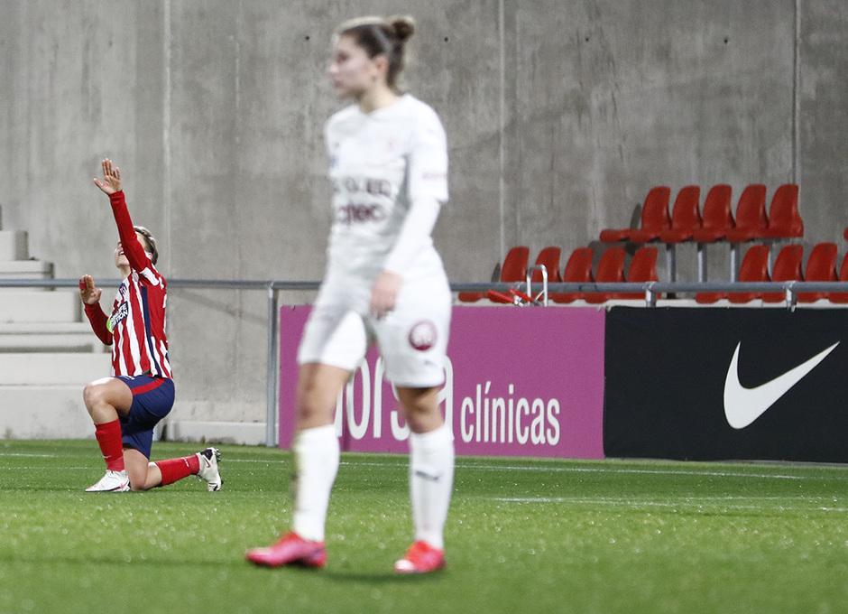 Temp. 2020/21 | Atlético Femenino-Servette | Amanda