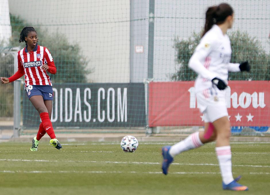 Temporada 2020/21 | Real Madrid-Atleti | Tounkara